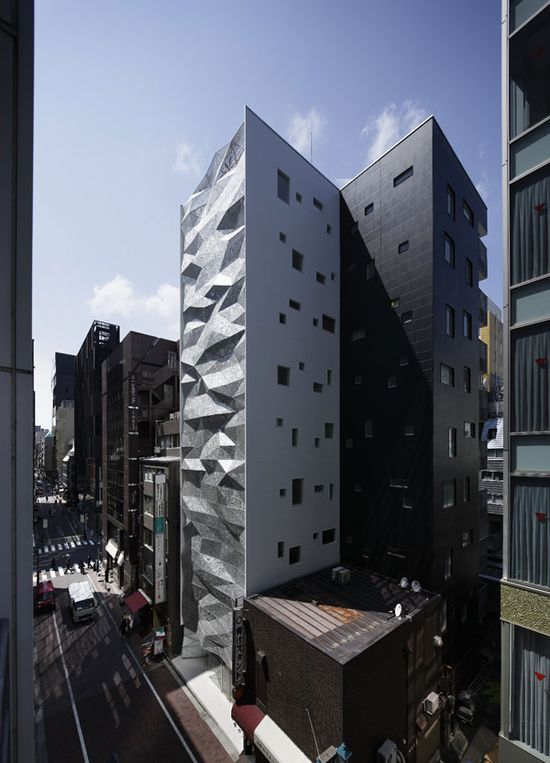 Dear Ginza Project by Amano Design Office