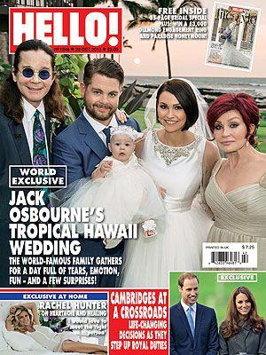 Jack Osbourne #celebrity #wedding