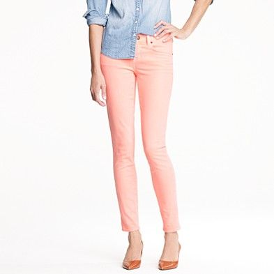 I want jeans this color.