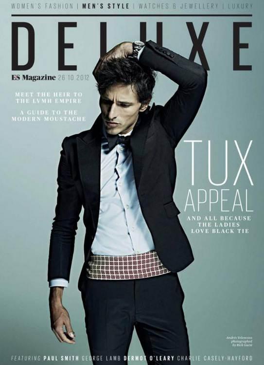Holidays Season 2012-2013 on Men's Fashion Magazines Covers-Part 1 ~ Men Chic- Men's Fashion and Lifestyle Online Magazine