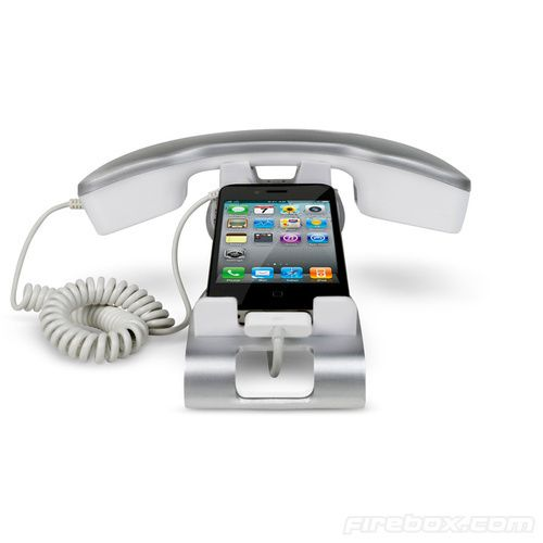 A phone out of an iPhone
