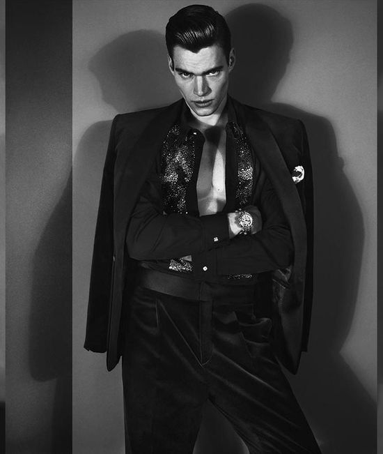 Versace Fall/Winter 2012-13 Campaign» via @kennymilano