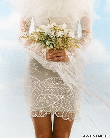 What do you think about short #wedding dresses?