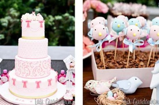 Adorable Girls Birthday Party Ideas