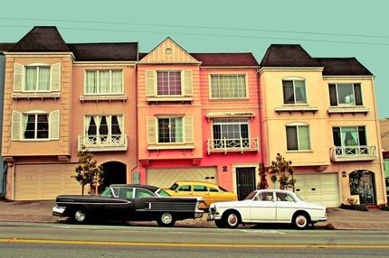 Candy Color, San Francisco
