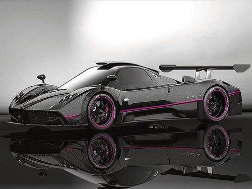 Pagani will end Zonda production with 764 Passione