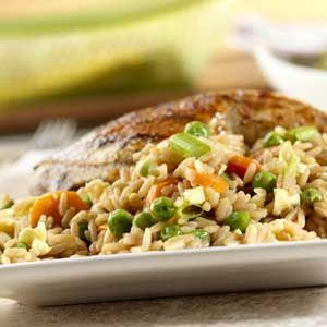Asian rice!