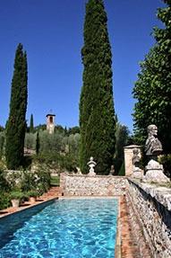Villa Cetinale - Gallery