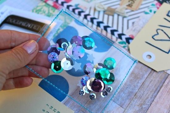 May 2013 project life mini kit from www.polkadotcreat... Maggie Holmes Confetti Pocket