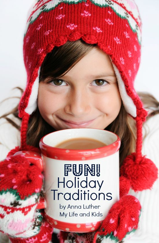A free eBook with more than 75 of my all-time favorite holiday traditions - including Thanksgiving, Christmas and Hanukkah! Make YOUR holidays magical!