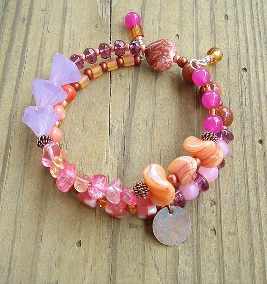 Boho Bracelet Sundance Style Bohemian Jewelry by BohoStyleMe