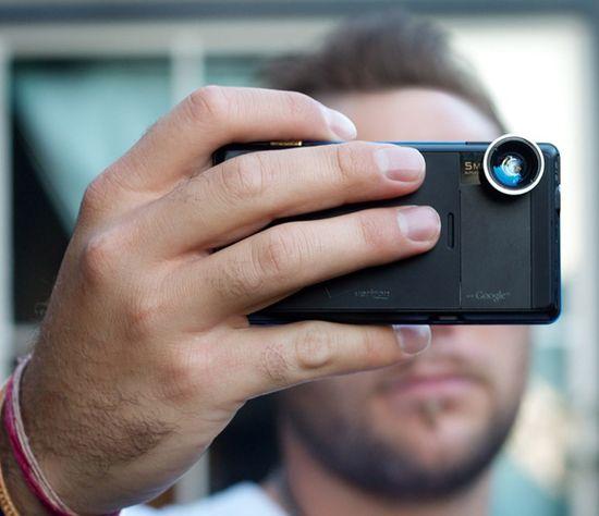 Fisheye Pro Lens for Phones :]]