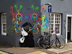 Stinkfish & Hutch graffiti