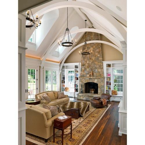 Fabulous ceiling! #home #decor