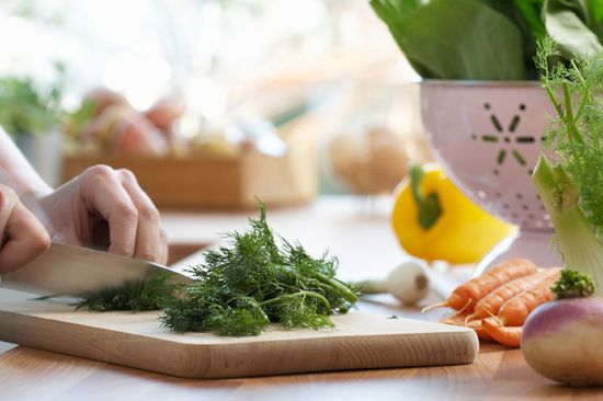 Top 10 Healthy Cooking Tips