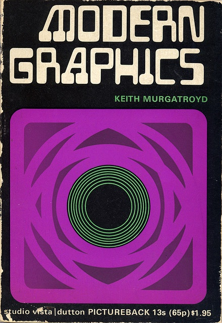Modern Graphics, book cover
