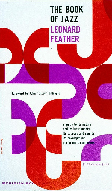 The Book of Jazz: Designed by Elaine Lustig Cohen