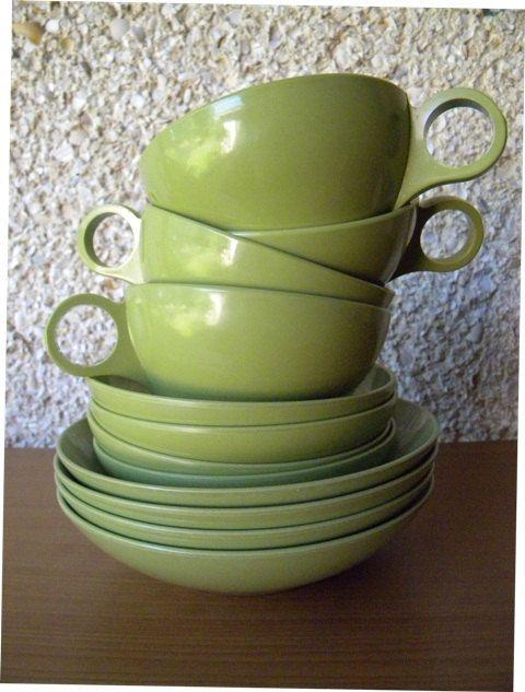 1970s avocado green!