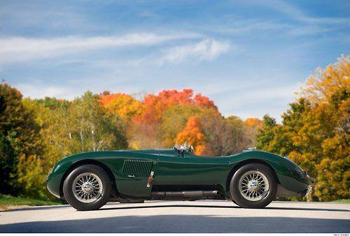 thegildedrage:  1952 Jaguar #celebritys sport cars #ferrari vs lamborghini