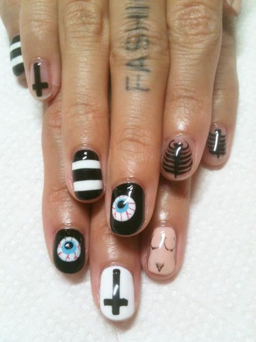 #nailart #fashion #beauty www.bodycandy.com