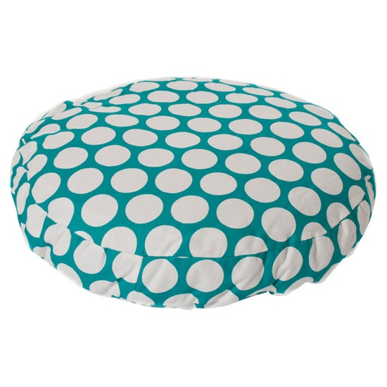 Pretty dog beds with nice patterns (no tacky paws and stuff)