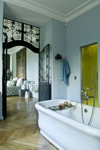 Paris - Elodie Sire / fot.P.Rouet, F.Brenner - bathroom