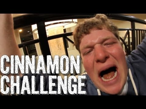 4 Spoon Cinnamon Challenge Tournament EXTREME