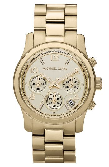 Michael Michael Kors THE BEST WATCH IN THE WORLD!!!!!!!!!