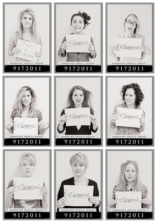 The Morning After Mugshots!