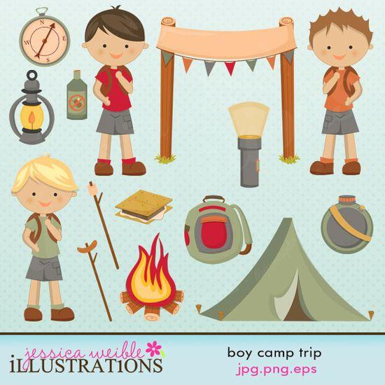 camp clip art