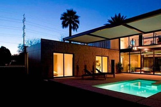 Luxury House Design Arizona from Chen Suchart