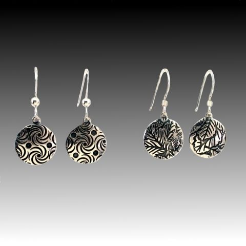 Handcrafted art jewelry, Handmade silver jewelry