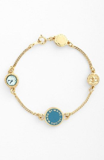 MARC BY MARC JACOBS 'Classic Marc' Line Bracelet available at #Nordstrom