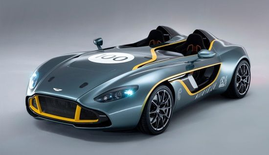 Aston Martin Celebrate 100th Anniversary With CC100