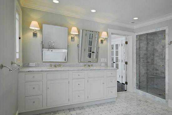 #Bathroom #interiors