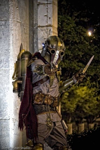 Steampunk Star Wars Cosplay is Cooler Than it Should Be