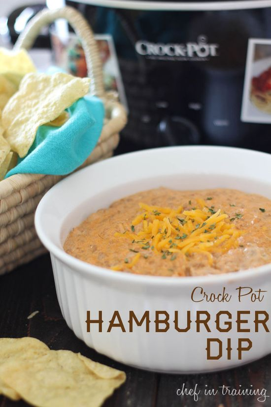 Easy crockpot finger food recipes