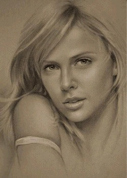 Secrets of portrait drawing. You to can learn how to draw very realistic looking portraits.
