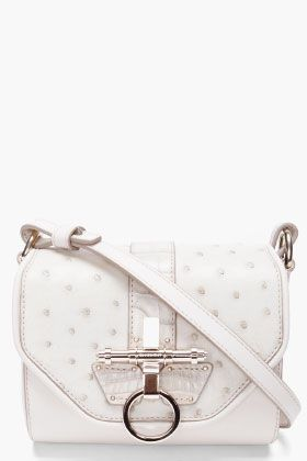 Givenchy Ostrich Obsedia Bag