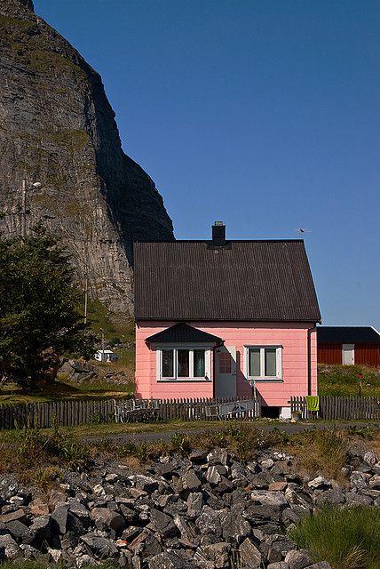 Trana, Fylke, Norway  by EspeN-ikon, via Flickr.