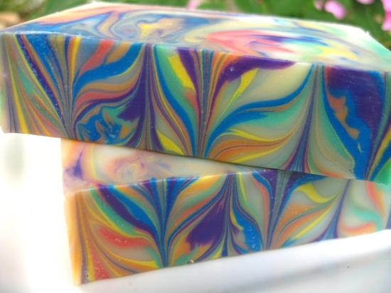 Hippy Daze Handmade Soap