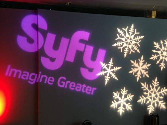 Annual #SyFy Holiday event