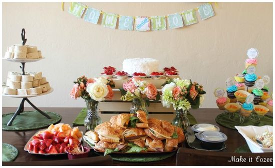 Housewarming Party Ideas #Housewarming
