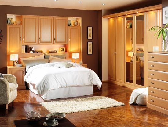 Luxury Bedroom Decor 2014