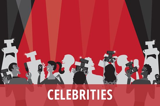 Follow Recapo's Celebrities board!