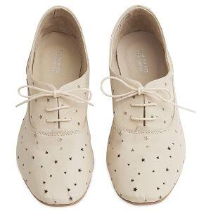 star scattered jazz shoes, comptoir des cotonniers.