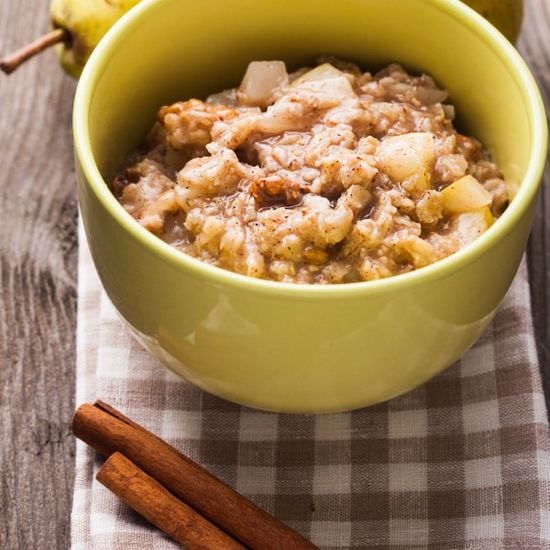 Miss Universe 2013's Healthy Eating Plan: Oatmeal