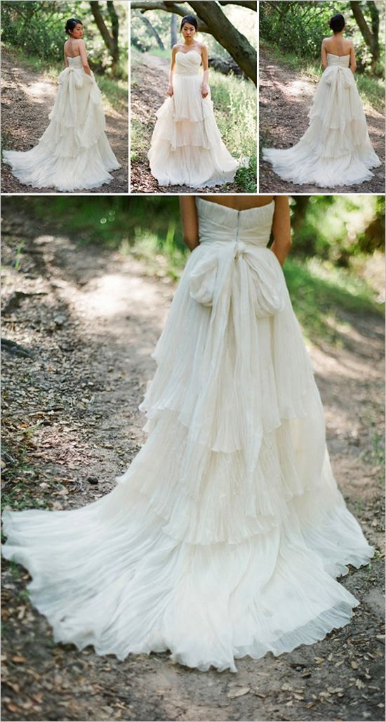 Ethereal Wedding Gown