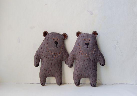 Ready for bear hugs!