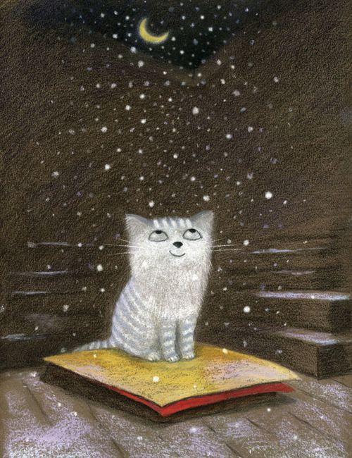 Winter Fairy Tale on Behance